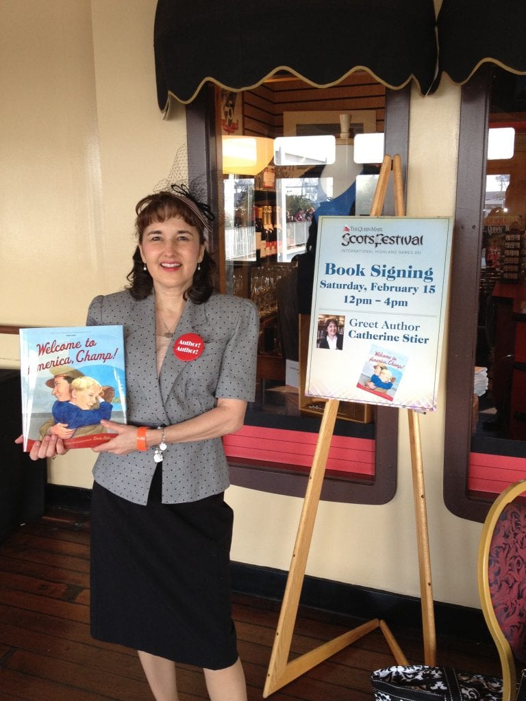 Book Signing at the Queen Mary