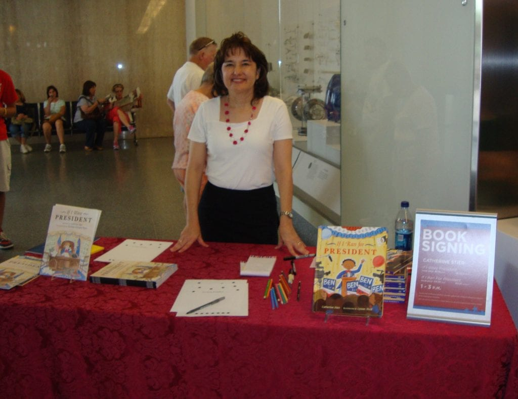 SMithsonian Book Signing